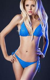 Elegant Blonde Escort Girl Maria in Turkey